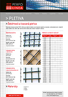 Katalog - Pletiva - perfolinea.cz